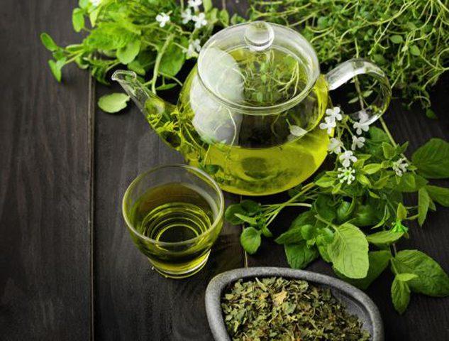 الشاي الأخضر مفيد للعظام