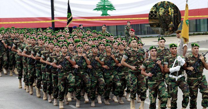 الجيش اللبناني مستعد لاي تصعيد عسكري  إسرائيلي