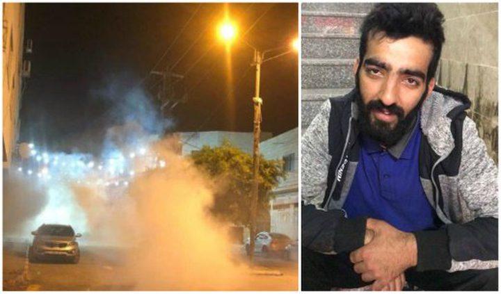 استشهاد شاب برصاص الاحتلال في طولكرم