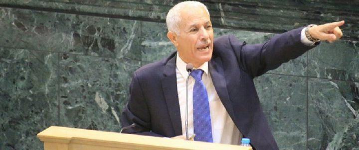 تمليك الغزيين في الأردن مدني انساني وليس سياسي