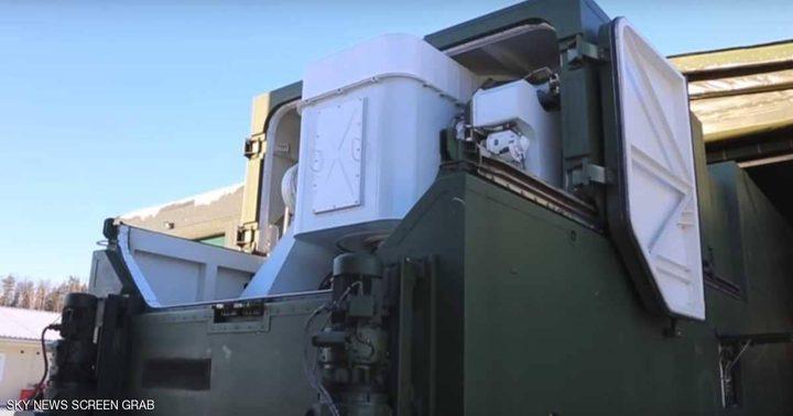 روسيا تزيح النقاب عن سلاحها الخارق