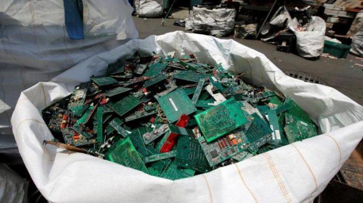 الميداليات الأولمبية 2020 من النفايات الإلكترونية