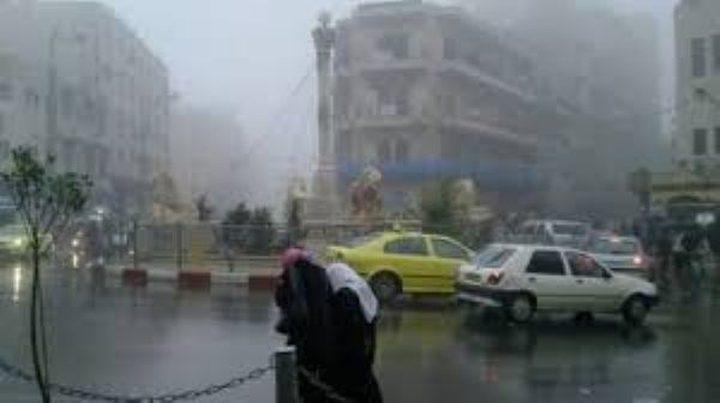 أمطار غزيرة اليوم وغدًا