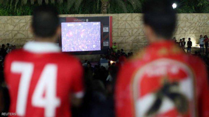 """الأهلي المصري يفوز بـ""""شق الأنفس"""" على الجونة"""