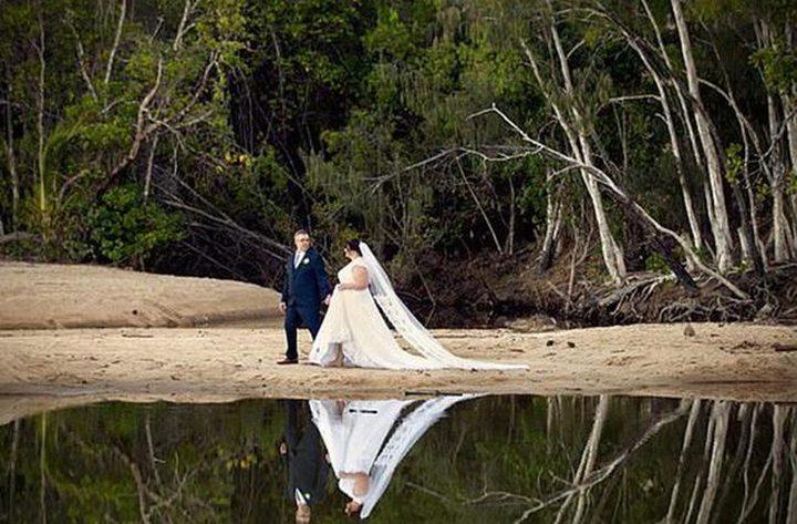 تعرف على قصة صورة الزوجين التي حيرت الخبراء!