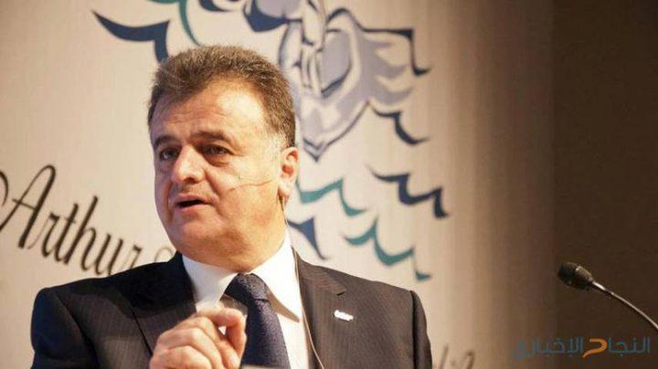 شاهر سعد نائباً لأمين عام الاتحاد الدولي للنقابات