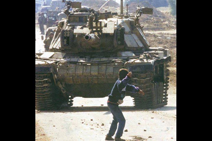 من جباليا إلى نابلس..31 عاما على انتفاضة الحجارة