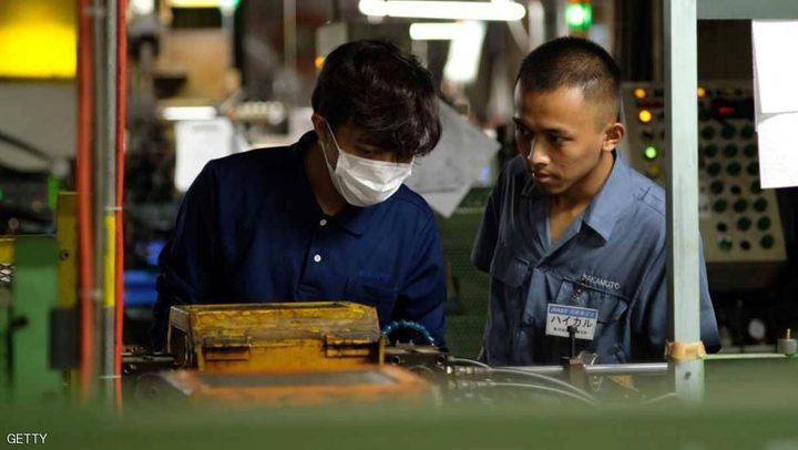 اليابان تقر قانونا يعطي فرصة للعمال الأجانب