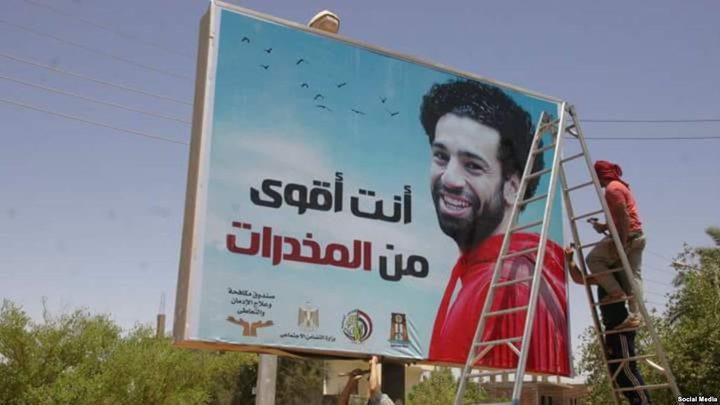 27 ألف متطوع لمحاربة المخدرات بمصر