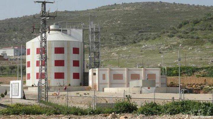 الاحتلال يماطل في إصلاح محطة بيت إيبا شرق قلقيلية