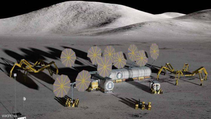 جيش سايبورغ لبناء قاعدة روسية على القمر