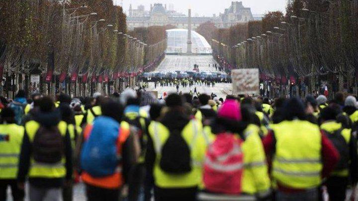 الحكومة الفرنسية تعتقل 4 آلاف شخص في الاحتجاجات