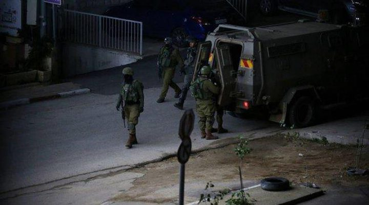 الاحتلال يضاعف من قواته في رام الله ومحيطها