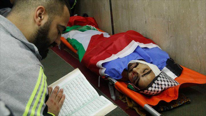 """""""بيتسيلم"""" قوات الاحتلال أعدمت """"زعتر"""" بدون أي مبرر!"""