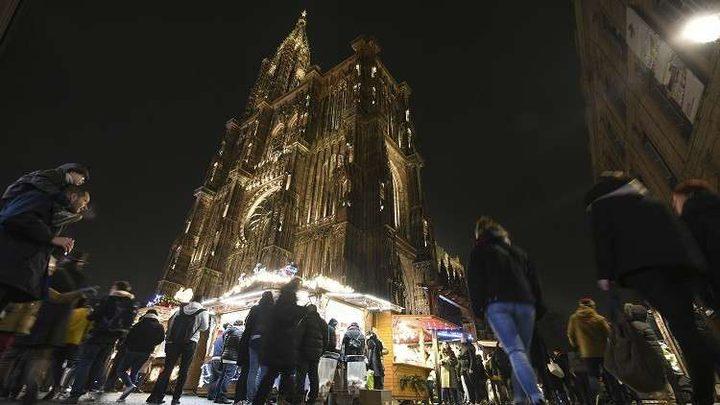 مقتل 4 وإصابة 11 آخرين جراء إطلاق نار في ستراسبورغ