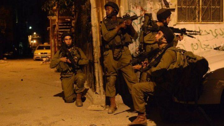 قوات الاحتلال تقتحم حي المصايف برام الله