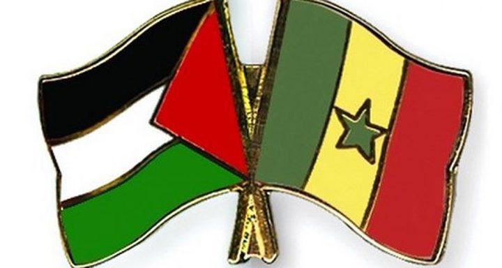 مسيرة رياضية حاشدة في السنغال تضامناً مع شعبنا