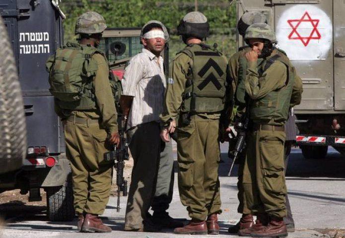 قوات الاحتلال تعتقل شابا من برقين