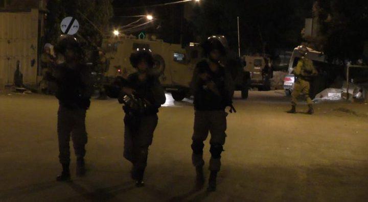 إصابتان بالرصاص المعدني في النبي صالح