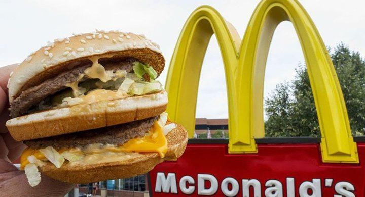 """""""ماكدونالدز""""تمنع ادخال المضادات الحيوية إلى اللحوم"""