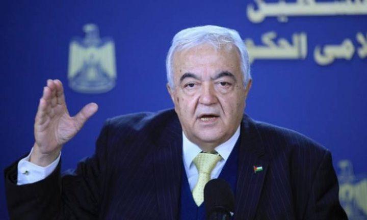 أبو شهلا: نقاط الخلاف حول الضمان ستحل خلال شهر