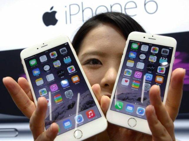 الصين تصعد الحرب التجارية وتحظر هواتف آيفون
