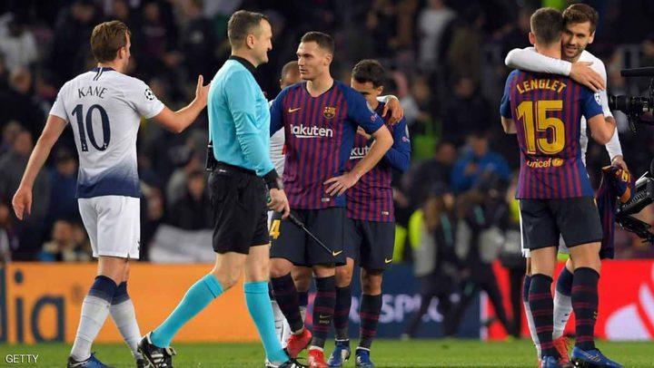 برشلونة يفقد رقما قياسيا عمره 12 عاما