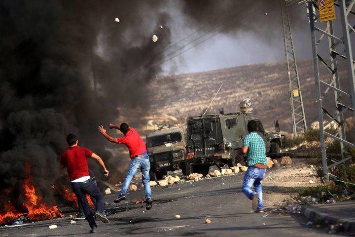 """""""تنفيذية المنظمة"""" تدعو المواطنين للتصدي للاحتلال"""
