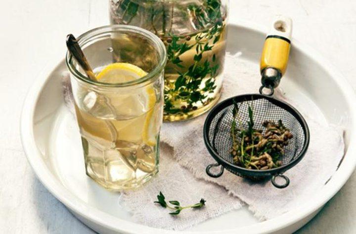شاي الزعتر لمكافحة الالتهاب وضغط الدم