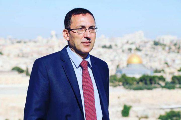 الرويضي: المطلوب حماية دولية عاجلة للشعب الفلسطيني