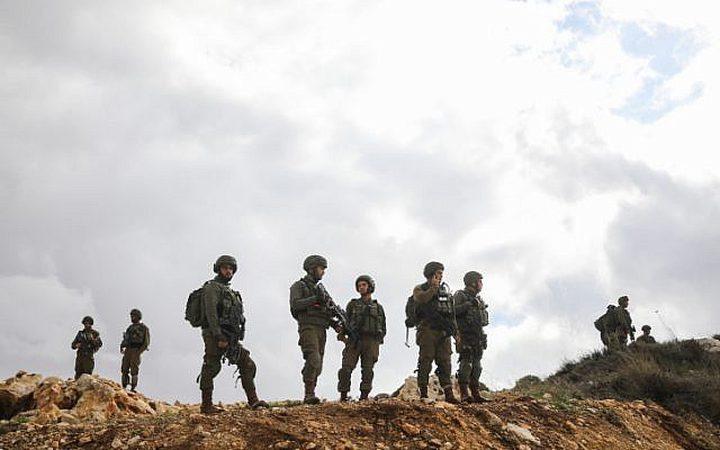 الاحتلال يعزز من تواجده ويدفع بقوات إضافية في الضفة