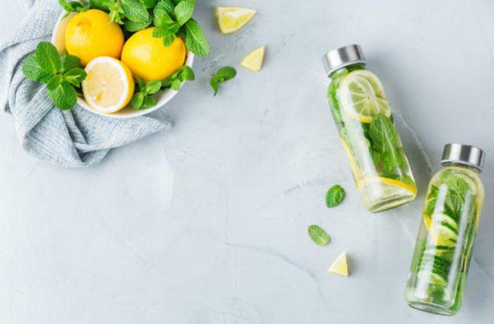 5 فوائد لشرب الماء والليمون صباحاً