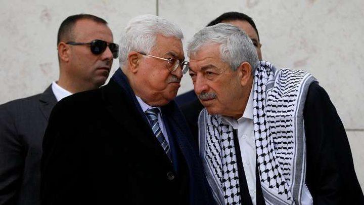 عضو كنيست الاحتلال حزان يدعو إلى اغتيال الرئيس والعالول