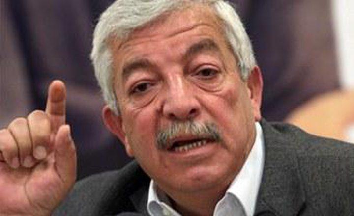 العالول: اعتداءات الاحتلال لن تزيدنا إلا صمودا