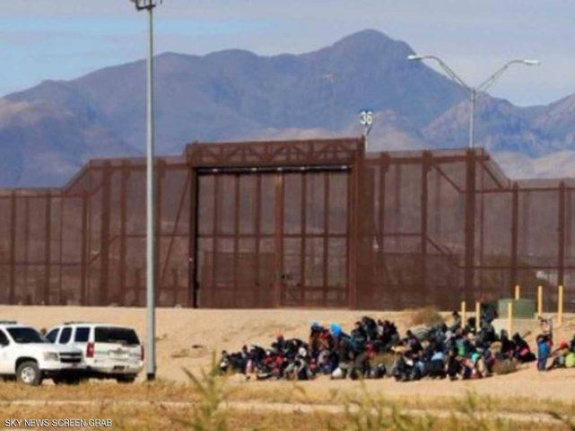 وفاة طفلة مهاجرة في مركز احتجاز أمريكي