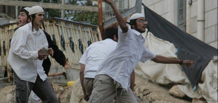 مستوطنون يرشقون مركبات المواطنين بالحجارة جنوب الخليل