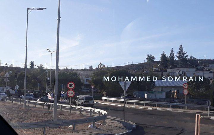 إصابة شاب برصاص الاحتلال شرق رام الله