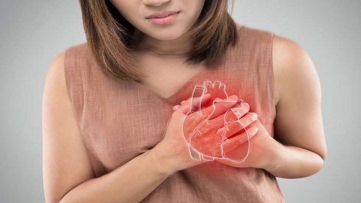 عارض مرتبط بالنوبة القلبية تجهله النساء!