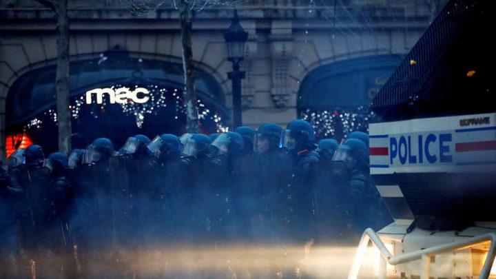 """8 قتلى منذ بداية احتجاجات """"السترات الصفراء"""" في باريس"""