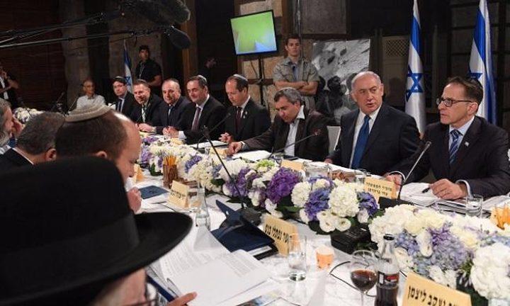 نتنياهو يُهدّد بالتنصل من اتفاق وقف اطلاق النار مع حماس