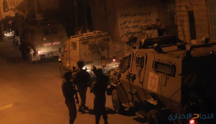قوات الاحتلال تداهم ضاحية الريحان شمال غرب رام الله