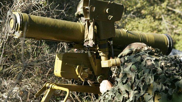 """خطة """"إسرائيل"""" لمواجهة صواريخ الكورنيت المنطلقة من غزة"""