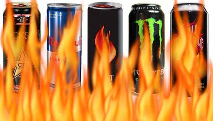 تحذير.. مشروبات الطاقة تزيد فرص اصابتك بالسكتة القلبية