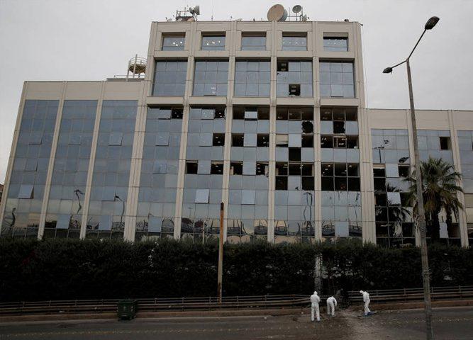 انفجار قنبلة أمام مبنى تلفزيوني في أثينا.. ولا ضحايا