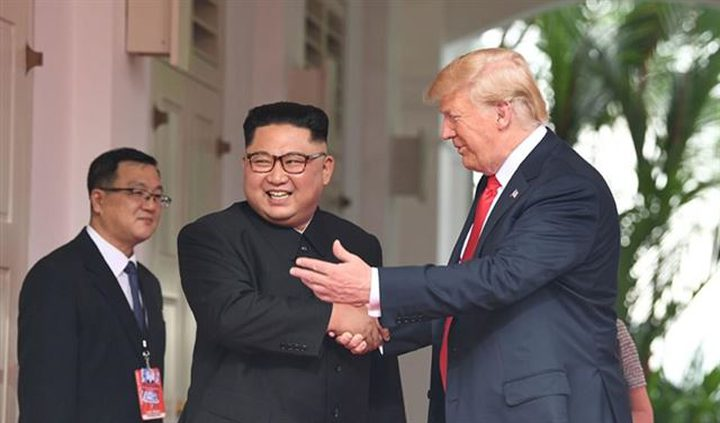 كوريا الشمالية: العقوبات الأميركية قد تعيق مسار نزع الاسلحة
