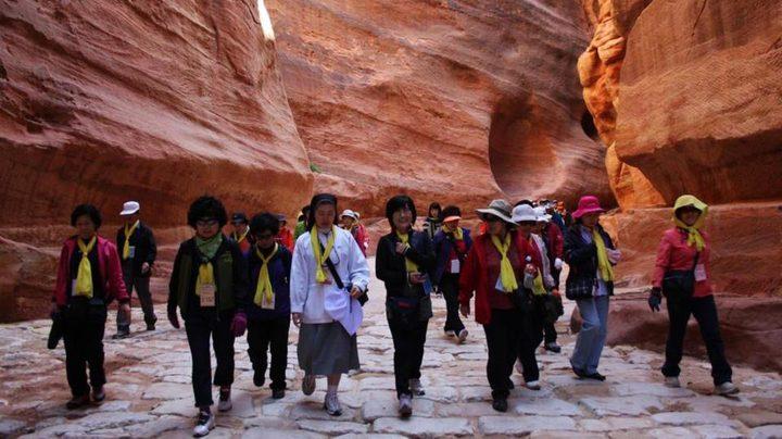 ارتفاع الدخل السياحي في الأردن إلى 5 مليارات دولار