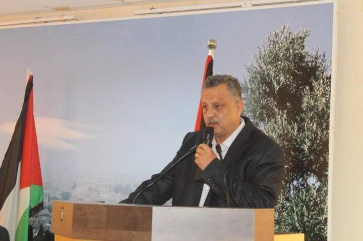 المحافظ أبو بكر: طولكرم ستقف إلى جانب عائلة نعالوة لمساندتها