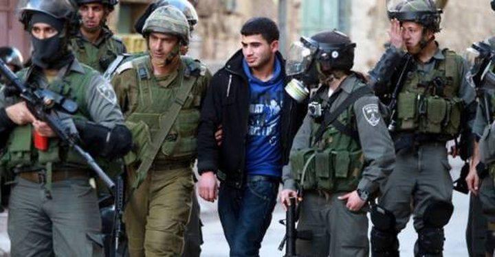 الاحتلال اعتقل (486) فلسطينيا خلال الشهر الماضي