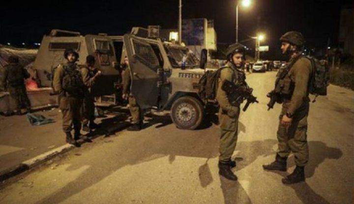 مواجهات مع جيش الاحتلال بشويكة بطولكرم