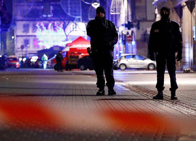 اعتقال شخصين للاشتباه بضلوعهما في هجوم ستراسبورغ